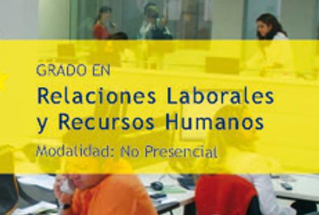 Grado en Relaciones Laborales y Recursos Humanos